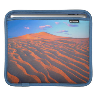 Dumont Dunes, Sand Dunes and Clouds iPad Sleeve