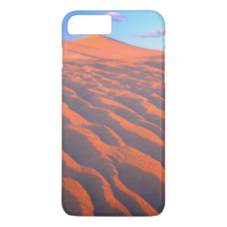 Dumont Dunes, Sand Dunes and Clouds iPhone 8 Plus/7 Plus Case