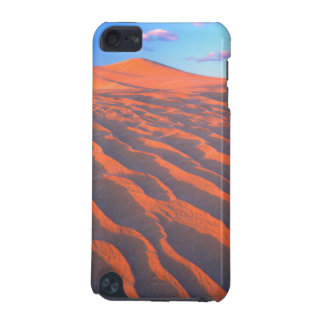 Dumont Dunes, Sand Dunes and Clouds iPod Touch (5th Generation) Case