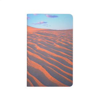 Dumont Dunes, Sand Dunes and Clouds Journal