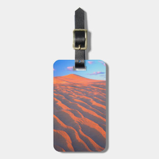 Dumont Dunes, Sand Dunes and Clouds Luggage Tag