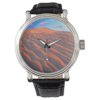 Dumont Dunes, Sand Dunes and Clouds Watch