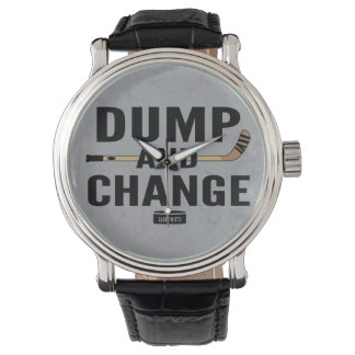 Dump and Change Hockey Stick Color Watch