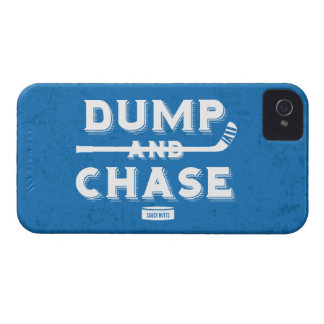 Dump and Chase Hockey Case-Mate iPhone 4 Case