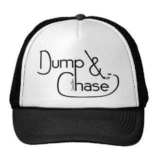Dump and Chase Hockey Hat