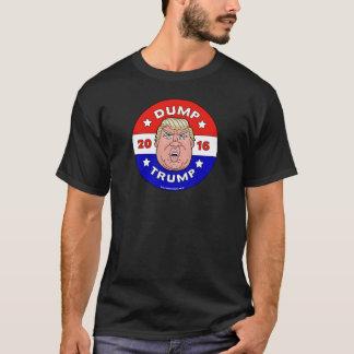 Dump Trump, Anti Donald Trump Shirt