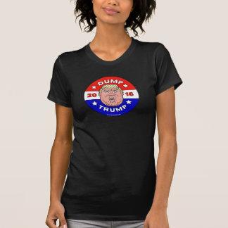 Dump Trump, Anti-Donald Trump T-Shirt
