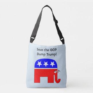 Dump Trump Crossbody Bag