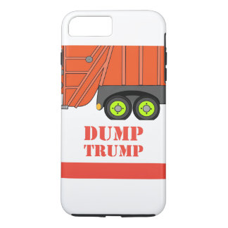 Dump Trump Dump Truck Iphone case
