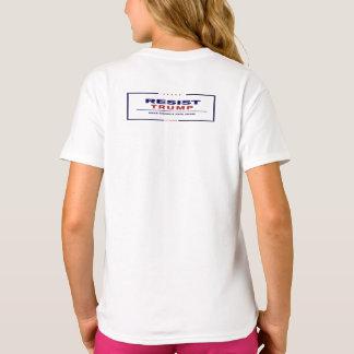 Dump Trump - Make America Safe Again Kids F Tshirt