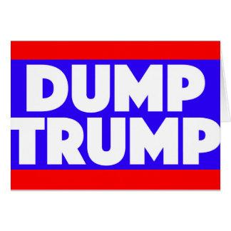 Dump Trump Note Cards