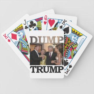 Dump Trump Poker Deck