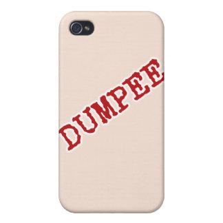 DUMPEE iPhone 4 CASES