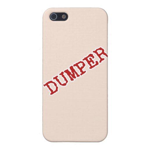 DUMPER CASE FOR iPhone 5