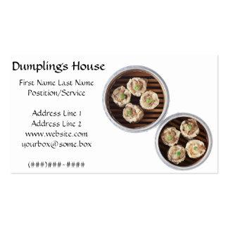 Dumpling House Pack Of Standard Business Cards
