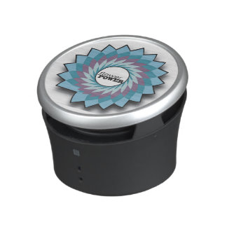 Dumpster Speaker FLOWER POWER