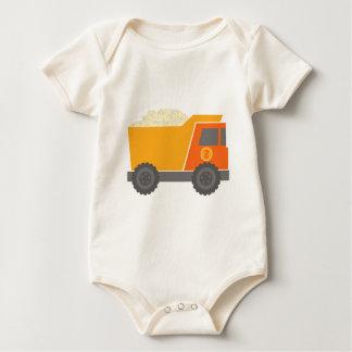Dumptruck Baby Bodysuit