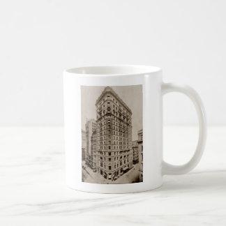 Dun Building Broadway and Reade St. Basic White Mug