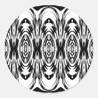 Dunal Round Sticker
