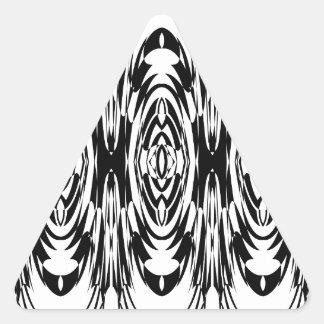 Dunal Triangle Sticker