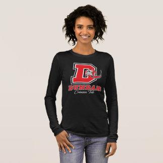 Dunbar Crimson Tide Women's Dark Long Sleeve T-Shirt