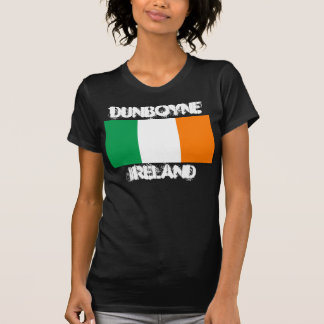 Dunboyne, Ireland with Irish flag T-Shirt