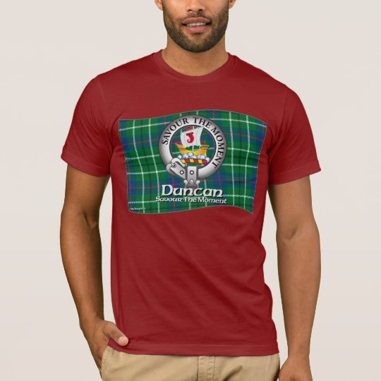 Duncan Clan Apparel T-Shirt