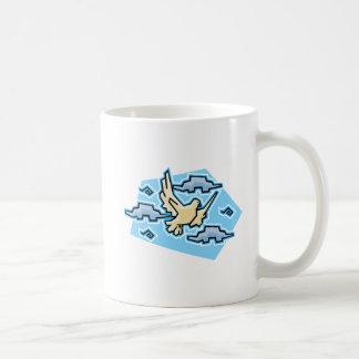 Duncan Dove Coffee Mugs