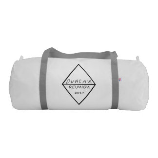 Duncan Reunion 2017 Duffle Gym Bag