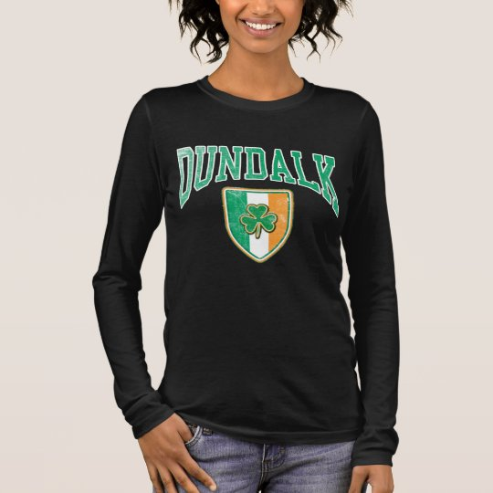 DUNDALK Ireland Long Sleeve T-Shirt