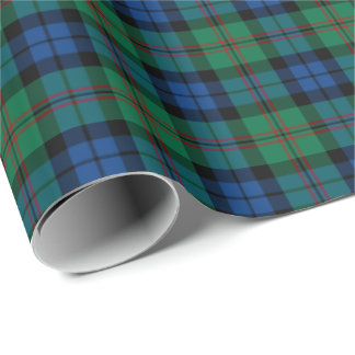 Dundas Clan Tartan Wrapping Paper