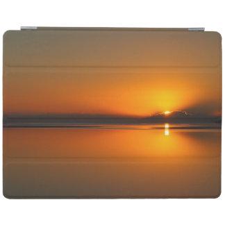 Dundowran Beach sunrise IPad cover