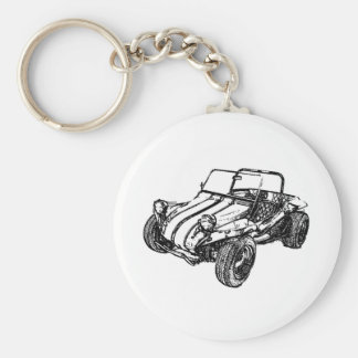 Dune Buggy Key Ring