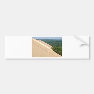 Dune of Pilat in France Bumper Sticker