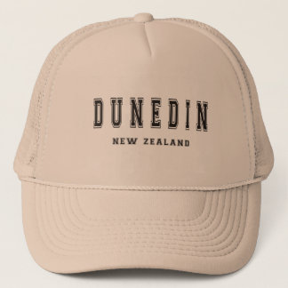 Dunedin New Zealand Trucker Hat