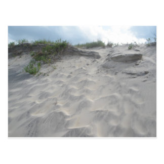 Dunes at Oregon Inlet Postcard