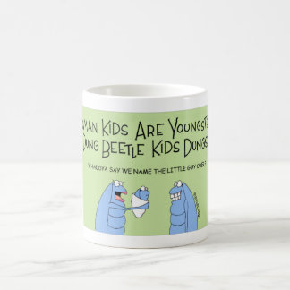 Dung Beetle Baby Coffee Mug
