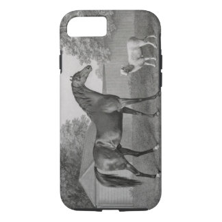 Dungannon, engraved by George Townley Stubbs (1756 iPhone 8/7 Case