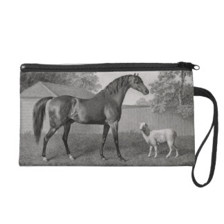 Dungannon, engraved by George Townley Stubbs (1756 Wristlet Purse