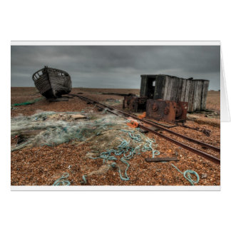 Dungeness I Cards