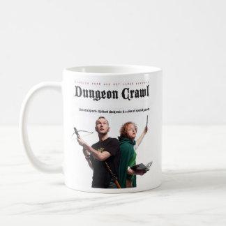 Dungeon Crawl Basic White Mug