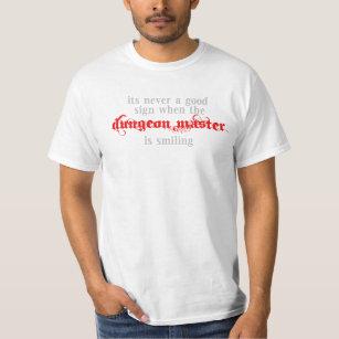 """""""Dungeon Master"""" Basic T-Shirt"""