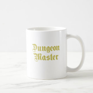 Dungeon Master Coffee Mugs