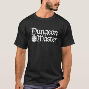 Dungeon Master. T-Shirt
