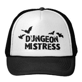Dungeon Mistress Cap
