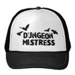 Dungeon Mistress Mesh Hats