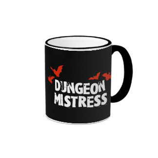 Dungeon Mistress Coffee Mugs
