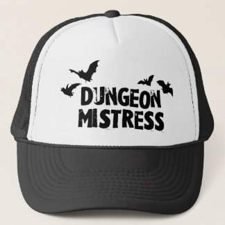 Dungeon Mistress Trucker Hat