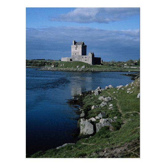 Dunguire Castle, near Galway, Ireland Postcard