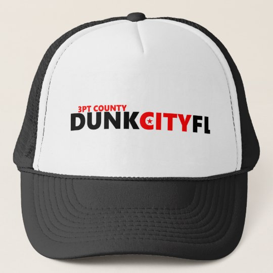 Dunk City FL Star Trucker Hat
